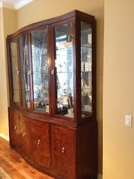 Thomasville R by China Cabinet Thomasville Bogart Bel Air And Dining Table And