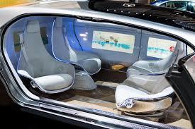 mercedes autonomous car a driverless future pros and cons