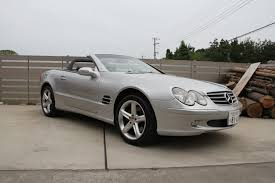 2002 mercedes benz sl500 direct from auto trader imports for japan