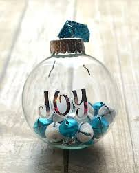 jingle bell ornament would use this idea of the bells for a