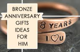 8 year anniversary gift ideas for gift ideas the men anniversary gifts