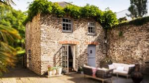a stone guest home in cornwall uk charming small house design