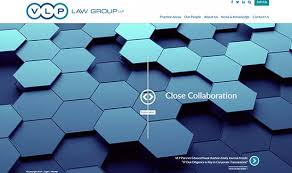 award winning best law firm website design paperstreet portfolio