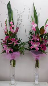 flower arrangement pictures with theme pedestal arrangements adelaide blackwood florist