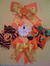 thanksgiving hair bows handmade novelty hair bows by robin s nest