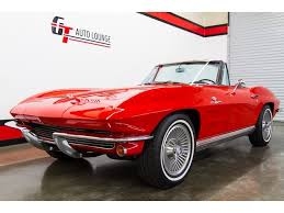 1964 corvette stingray value 1964 chevrolet corvette stingray roadster for sale in rancho