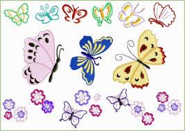 butterflies pes format butterfly butterfly design