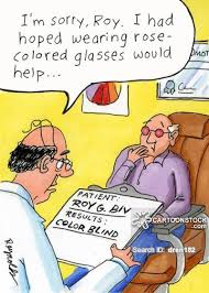 Colour Blind Glasses Uk Rose Coloured Glasses Cartoons And Comics Funny Pictures From