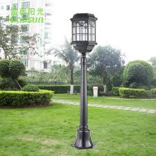 Outdoor Pole Lighting Fixtures Images Compare Prices On Outdoor Pole Lamps Online Shoppingbuy Low Outdoor