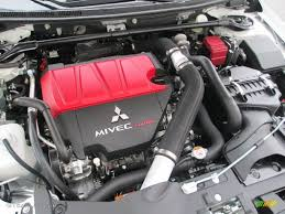 2014 Mitsubishi Lancer Evolution Mr 2 0 Liter Turbocharged Dohc 16