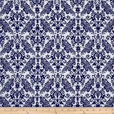 blue and pink halloween background damask quilting fabric fabric by the yard fabric com