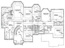 home builders floor plans free house plans designs south africa luxury home floor design