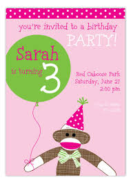 informal invitation birthday party kids party wording ideas polka dot design polka dot design blog