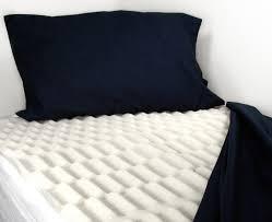 foam mattress pad for summer camp