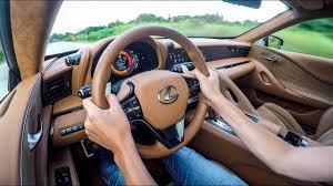 lexus auto valencia exhaust notes 2018 lexus lc 500 youtube