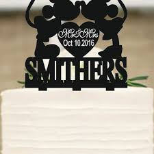 mickey and minnie cake topper best personalized wedding cake toppers products on wanelo
