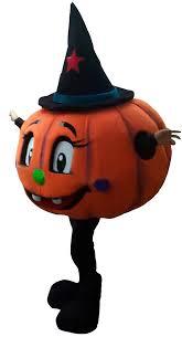 Kato Halloween Costume Mascot Pumpkin Halloween Costumes Halloween Pumpkin Mascot
