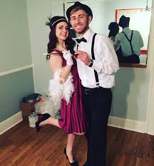 1920s couple costume great gatsby random things cool ideas
