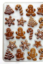gingerbread cookies recipe christmas cookies gingerbread and