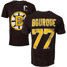 alumni tshirt boston bruins bourque vintage nhl alumni t shirt