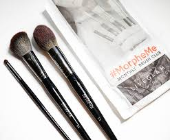 morphe me monthly brush club u2013 june brushes review u2013 rain coates
