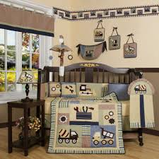 Nautical Baby Crib Bedding Sets Baby Nursery Comely Brown Boy Baby Crib Sets Decor With