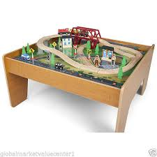 imaginarium train table 100 pieces imaginarium train set with table 55 piece model 13280608 ebay
