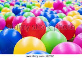 plastic balls texture stock photo royalty free image