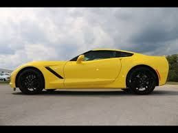 chevrolet corvette racing 2016 chevrolet corvette stingray z51 coupe corvette racing yellow