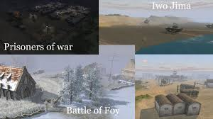 Custom Maps Men Of War Custom Map Pack 1 Addon Men Of War Mod Db