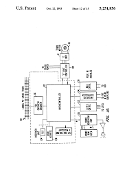patent us5251856 model train controller for reversing unit