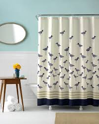 Shower Curtains For Blue Bathroom Interior Astounding Bathroom Decoration With Unique Bathroom