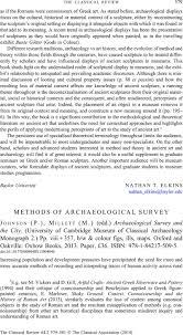 Edd Maps Methods Of Archaeological Survey Johnson P Millett M
