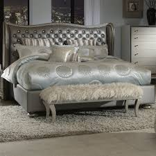 Nice Tufted Upholstered Headboard King Beautiful King Size Fabric - King size bedroom sets with padded headboard