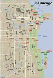 chicago map with attractions uchicaci gif