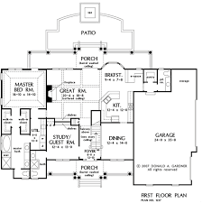 First Floor Plan House 54 Best House Plans Images On Pinterest House Floor Plans