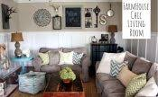 farmhouse chic decorating ideas for decor cozy and kitchen 21