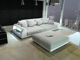 couch mit hocker xxl big sofa miami megasofa with illumination big sofa mega couch