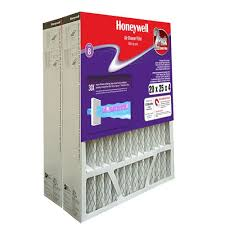 honeywell 20 in x 25 in x 4 in pleated air cleaner replacement