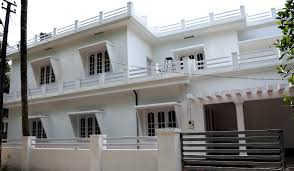2100 Sq Ft House Plans by Angamaly 5 Cents Plot And 2100 Sq Ft Medium Budget House For