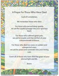 prayer for the dead in memory of the fallen 44 of the philippine