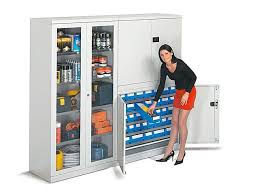 now organize your life with storage cabinets