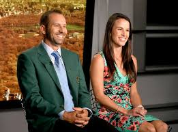 themed pictures sergio garcia offers up a masters themed reveal that he and