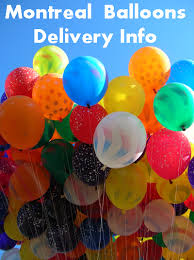 retirement balloons delivery montreal helium balloons delivery helium balloons bouquet