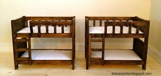 Pottery Barn Camp Bunk Bed Diy Doll Size Camp Bunk Beds Jaime Costiglio