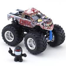 buy wheels monster jam trucks wheels zombie die cast truck monster jam figure series