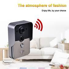Home Wifi System by Powerlead Pl Db020 Wifi Ip Camera Wireless Video Doorbell