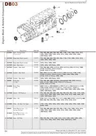 david brown engine page 26 sparex parts lists u0026 diagrams