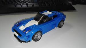 speed chions 2017 moc 6297 speed chions 75871 ford mustang gt ford gt