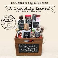 gift baskets for s day diy s day gift basket ideas 25